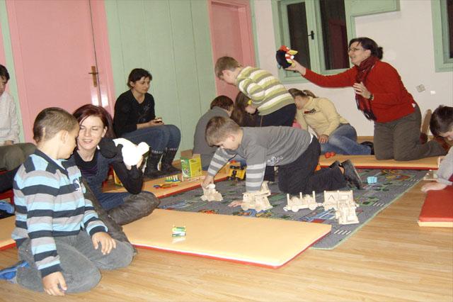 Naziv projekta: Socijalno uključivanje odraslih osoba s intelektualnim teškoćama kroz njihov aktivni doprinos društvu