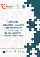 Standardi i pokazatelji kvalitete RZ i RZ+